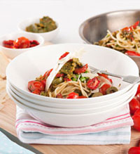 http://sirromet.showmysite.com.au/main/recipe/spaghetti-with-grape-tomato-rocket-tapenade/